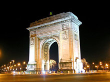 Arc de Triomphe - Boutique Hotels, Distinctive Accommodations - Bucharest, Romania