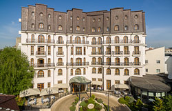 Hotel Continental - Boutique Hotels, Distinctive Accommodations - Bucharest, Romania