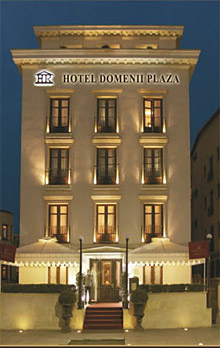 Domenii Hotel Residence Special Fancy Hotels And Accommodation In Bucharest Romania