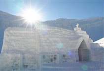 Hotel of Ice (Icehotel) Romania