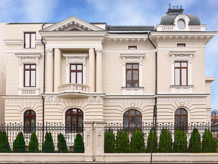 Featured Hotel: Hotel Lahovary Palace - Bucharest, Romania