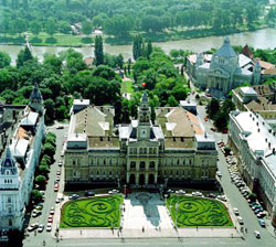 Arad - City Hall (Primaria)