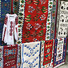 Romanian Arts and Crafts - Romanian Carpets, Traditional, Wool, Handmade. Romanian traditional shirt