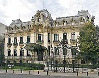Bucharest - Enescu Museum