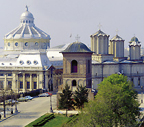Bucharest - Metropolitan Church