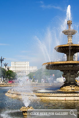 Bucharest Downtown - Slideshow
