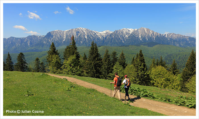 Romania Active Vacations