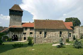 Calnic Fortified Church