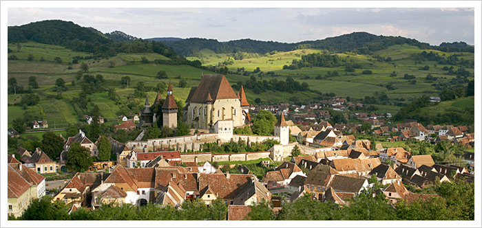 Biertan Fortified Church - ( UNESCO World Heritage Site )