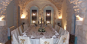 Cetatea de Balta Dining Hall