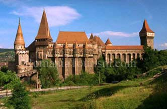 Castles and Fortresses in Transylvania: Alba County