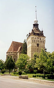Saschiz Fortified Church