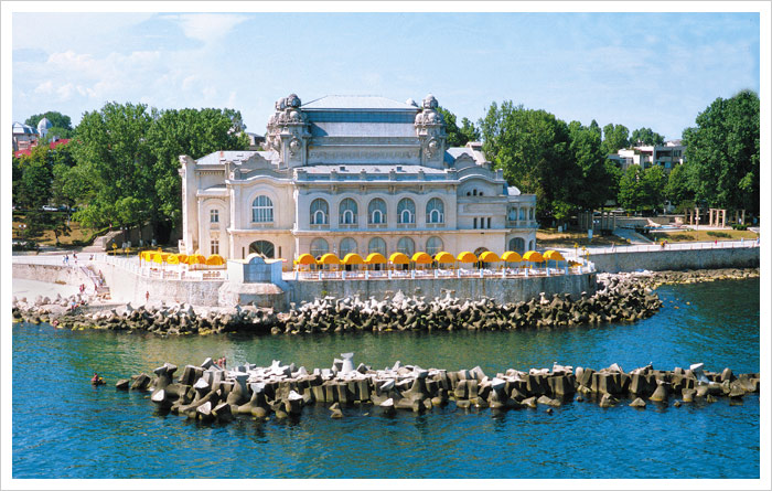 Constanta - The Romanian Black Sea Coast