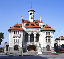 Constanta - History and Archeology Museum