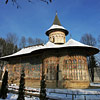 Voronet Painted Monastery, Northern Romania - Image