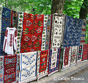 Romanian Traditional Rugs