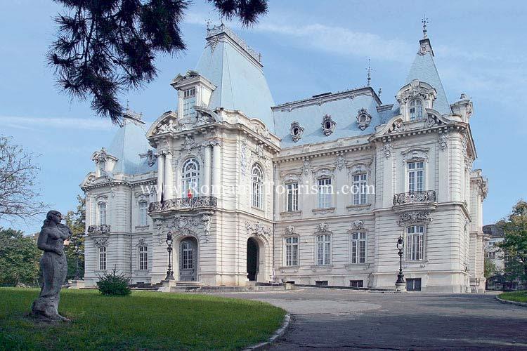 Craiova Romania  city photos : Craiova, Romania Jean Mihail Art Museum Baroque Architecture in ...