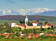 Ilieni - Fortified Churches in Transylvania