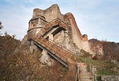 Poenari Fortress Cetatea Vlad