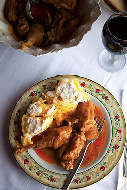 Landon Nordeman for Saveur - Transylvanian Recipes