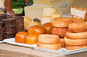 Romanian Traditional Cheeses