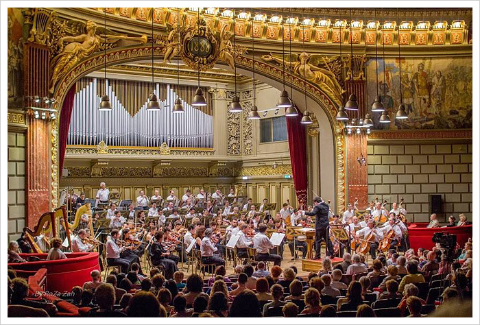 Romanian Athenaeum - Bucharest International Music Festival