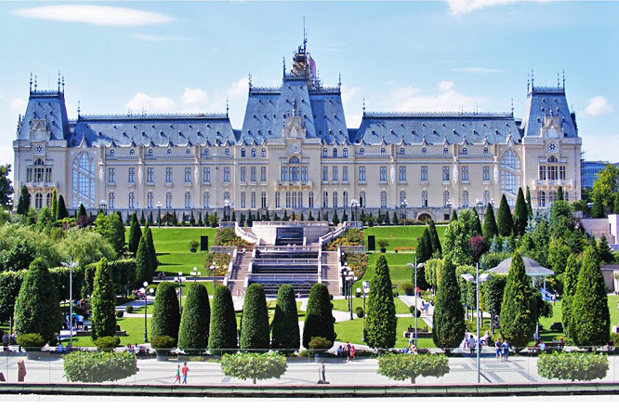 IASI Romania Travel And Tourism Information