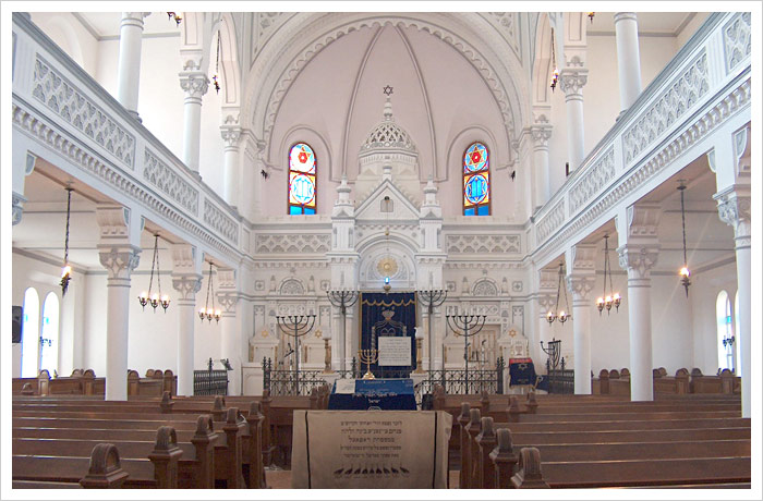 ROMANIA Jewish Heritage - Travel and Tourism Information
