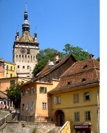 Medieval Towns in ROMANIA, Transylvania - Travel and Tourism