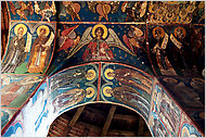 Humor Monastery - The Painted Monasteries of Bucovina, Northern Romania