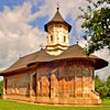 The Painted Monasteries of Bucovina, Northern Romania