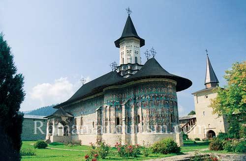 Romania S Painted Monastries Sucevita Monastery
