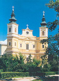 Oradea - Roman Catholic Cathedral