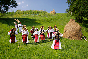 Romania, People, Traditions