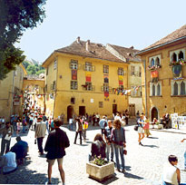 Sighisoara Festival Of Medieval Arts And Crafts