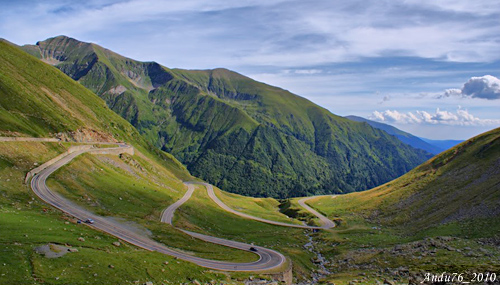 Transfagarasan - Scenic Drives of Romania