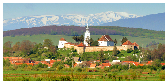 Transylvania: a half-mythical land in Romania
