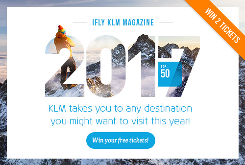 KLM - Ifly - Vote for Romania !